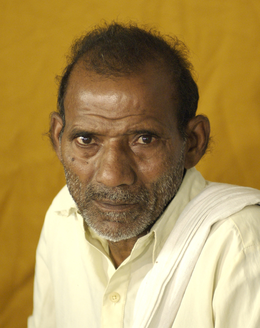 Ramachandriah Marikanti (Somayya, Vanaja's Father)