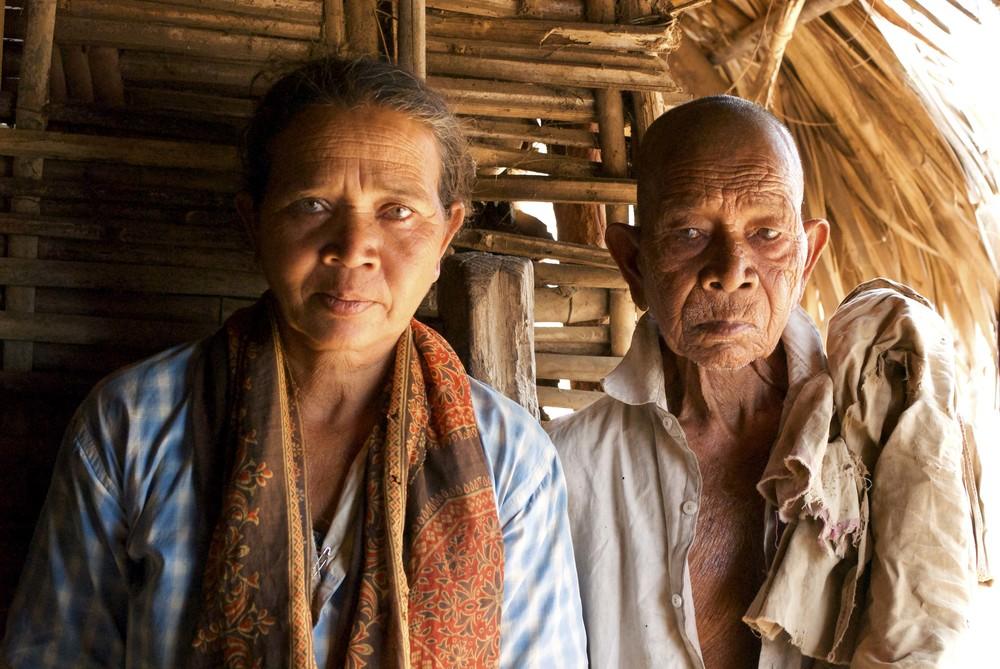Konda Reddy Bucchamma and her Father