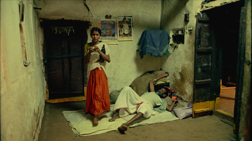 Vanaja hides money.jpg