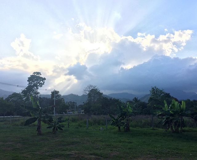 Missing those Panamanian views #panama #arimae #globalbrigades #gbm