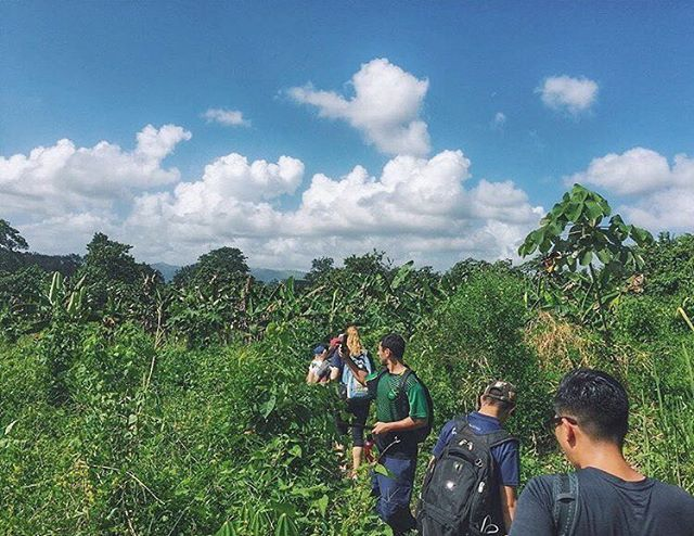 And they're off! Our Panama brigade seen here exploring #gbm #globalbrigades