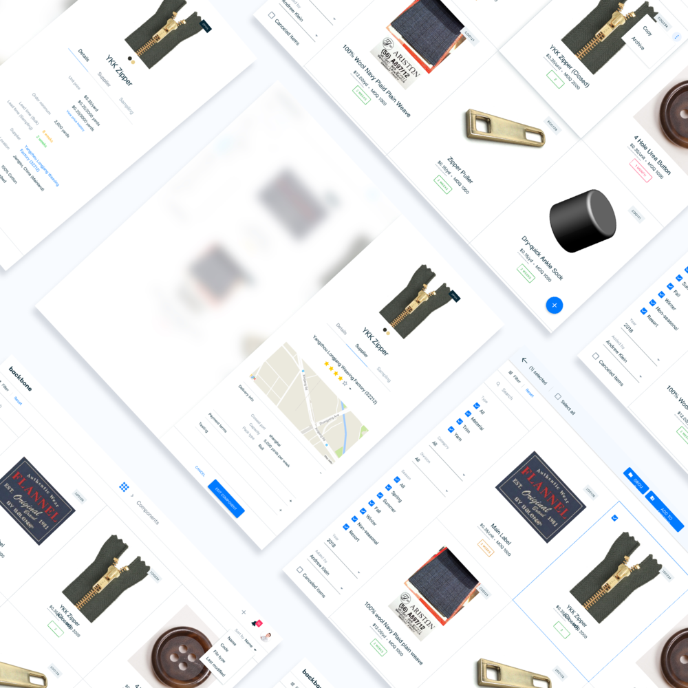 Component Details Library -