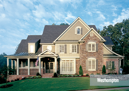 WESTHAMPTON (8 images)- design by Frank Betz.  For more information and to purchase plans see... https://www.frankbetz.com/plans/westhampton