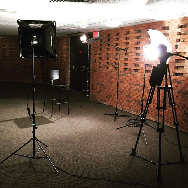 Shot some more video testimonials today from our clients.  They always have plenty of good things to say about Inspired Excellence, and that means we're doing something right. #breatheexcellence