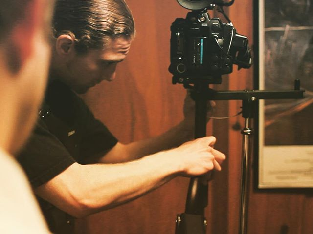 Steadicam brilliance #breatheexcellence #steadicam