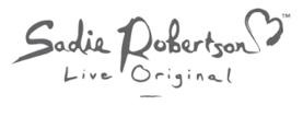 Sadie Robertson Live Original Logo.png