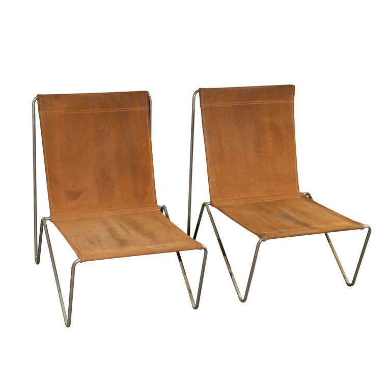 Verner Panton Bachelor Chairs Denmark 1950s.jpg