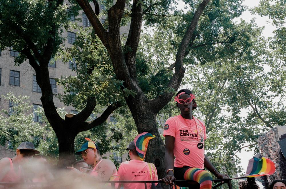 Rainbow Parade, 2016