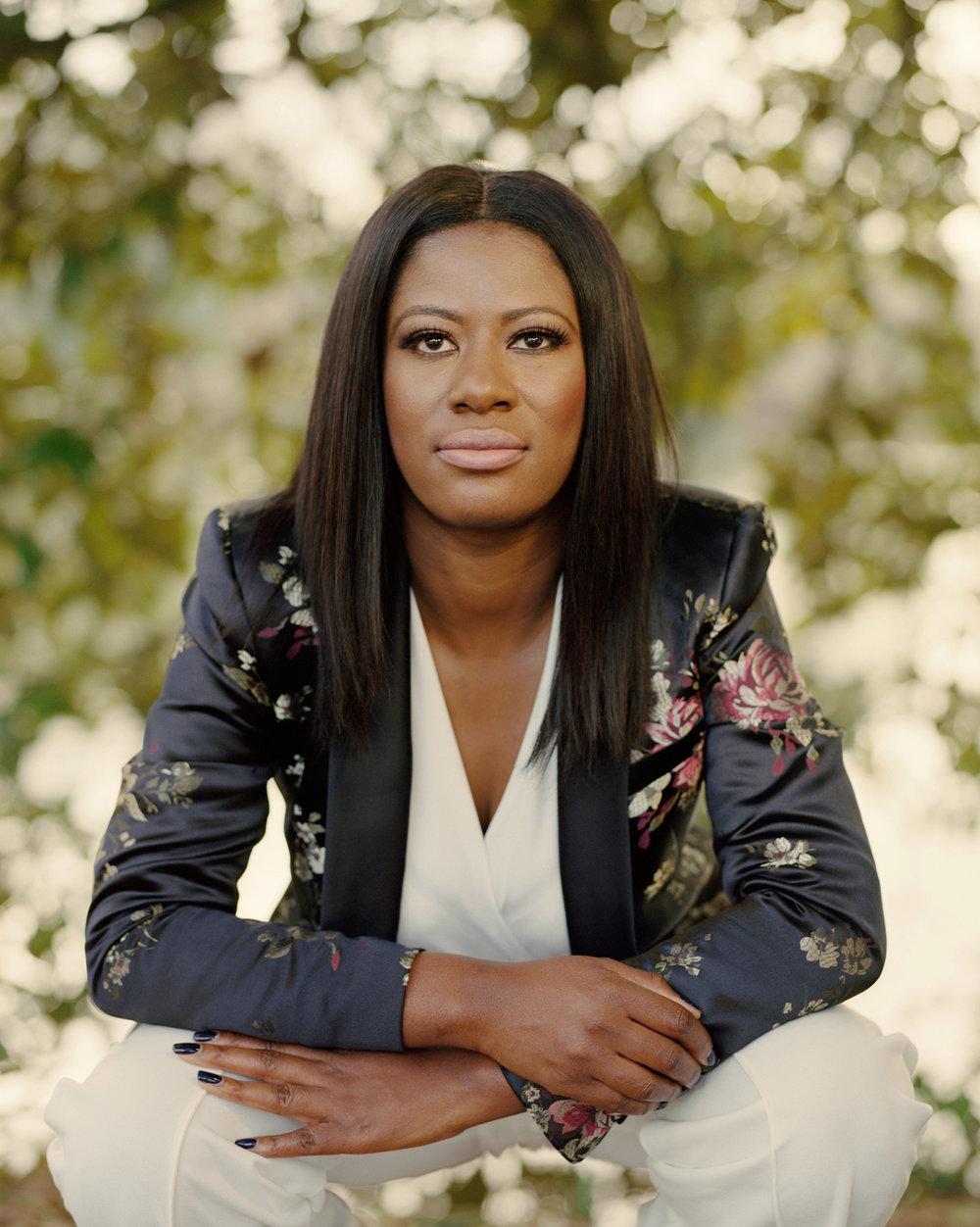 Asante McGee, Survivor of R. Kelly, Atlanta
