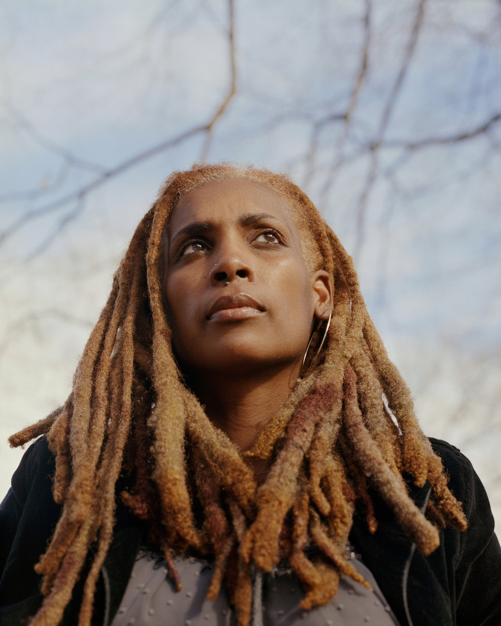 Kenyette Barnes, Co-founder of #MuteRKelly Movement, Atlanta