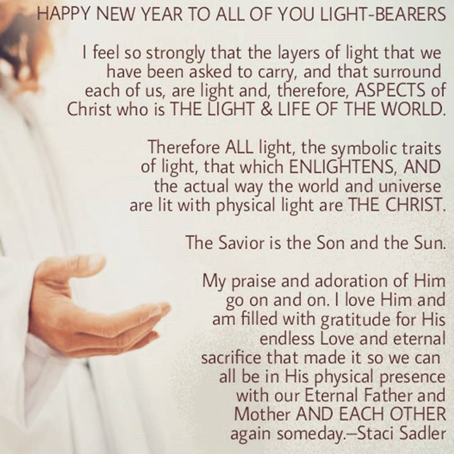 #lightbearers #Christ