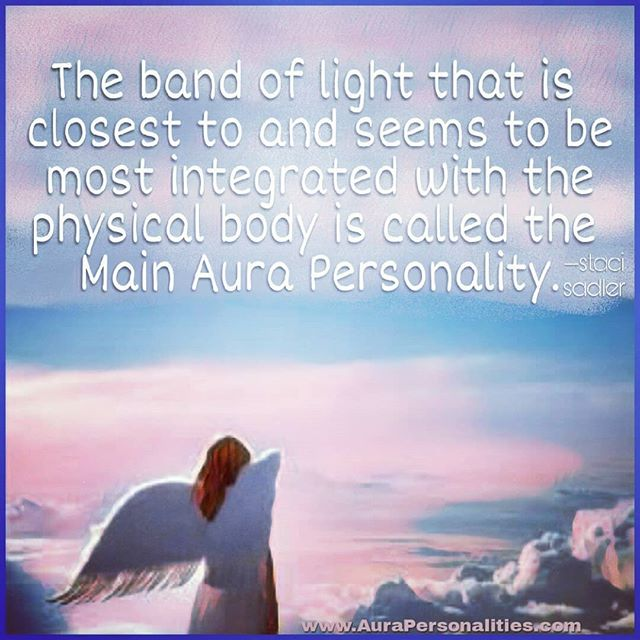 You only have one layer of light that is actually physically connected to your body. What do you think about that? Do you relate the most to your main layer? What about it's ARCHETYPE? Does that describe you the most? #aurapersonalities #archetypes #stacisadler #youarelight