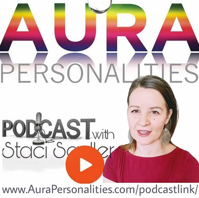 "I highly recommend Episodes 0 & 1 ""INTRO TO AURA PERSONALITIES"" & ""DIVING INTO AURA PERSONALITIES"" to get started. I have already broadcast 70+ episodes and all are free to download and subscribe. Let me know what you think! Love, Staci Links for GooglePlay(Androids/PCs) or iTunes(iPhones/Macs) here: www.AuraPersonalities.com/podcastlink/"