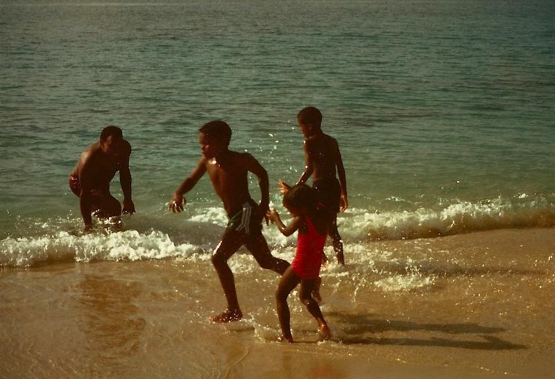 Grand Anse Beach 1983.JPG