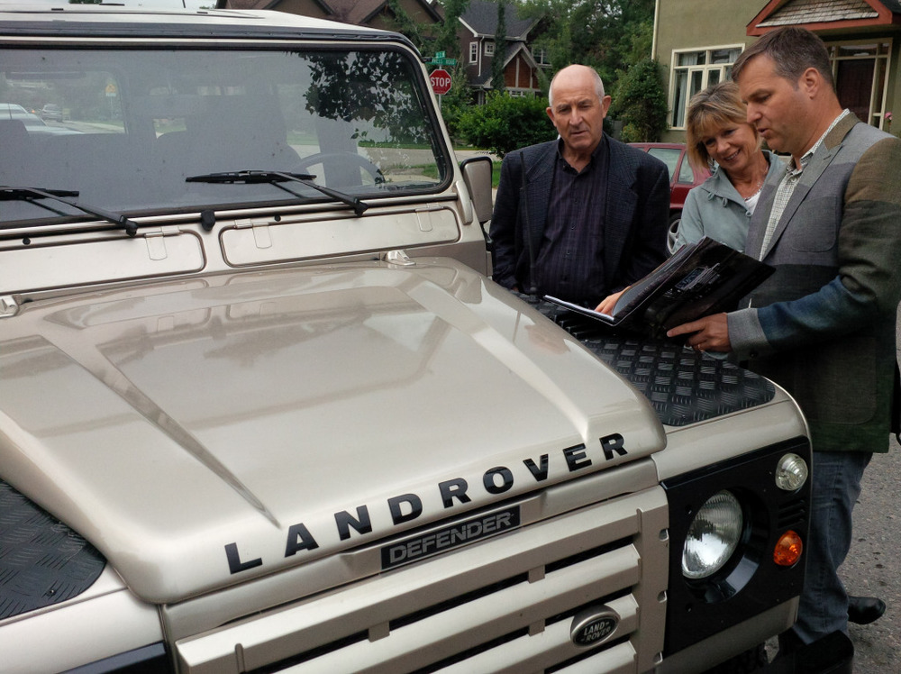 John Holt Land Rovers