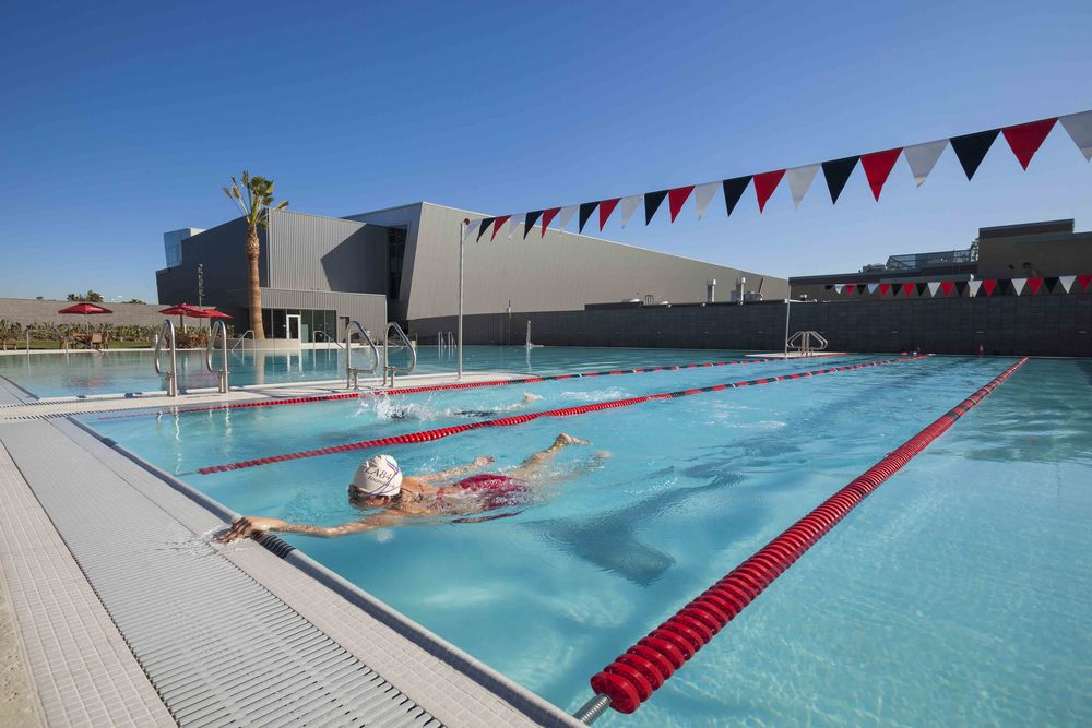 CSU Northridge Student Recreation Center, Northridge, California