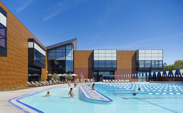 CSU Chico Wildcat Recreation Center, Chico, California
