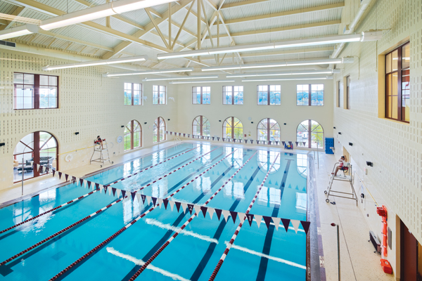 Montclair State University Student Recreation Center, Montclair, New Jersey