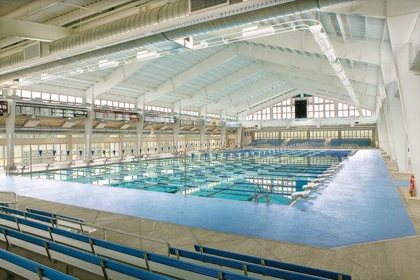 Northside ISD Natatorium, San Antonio, Texas