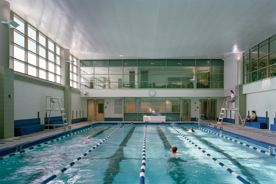 Georgetown University Law Center Sport and Fitness Center, Washington, D.C.