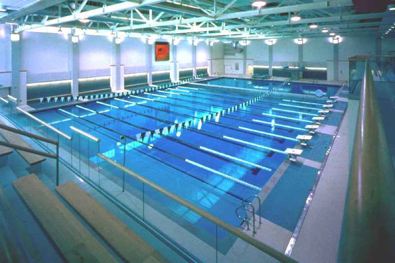 Awards aquatic design group for Columbia university swimming pool