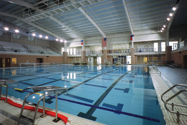 Northeast ISD Josh Davis Natatorium, San Antonio, Texas