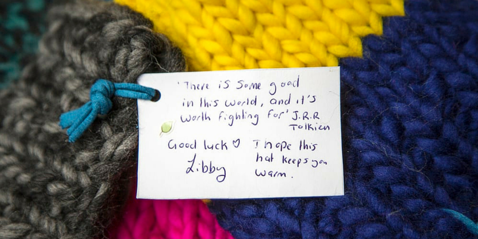 From Knit Aid's Instagram feed