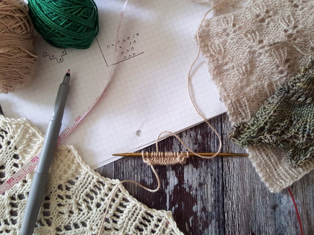 Designing Lace - Karie Westermann
