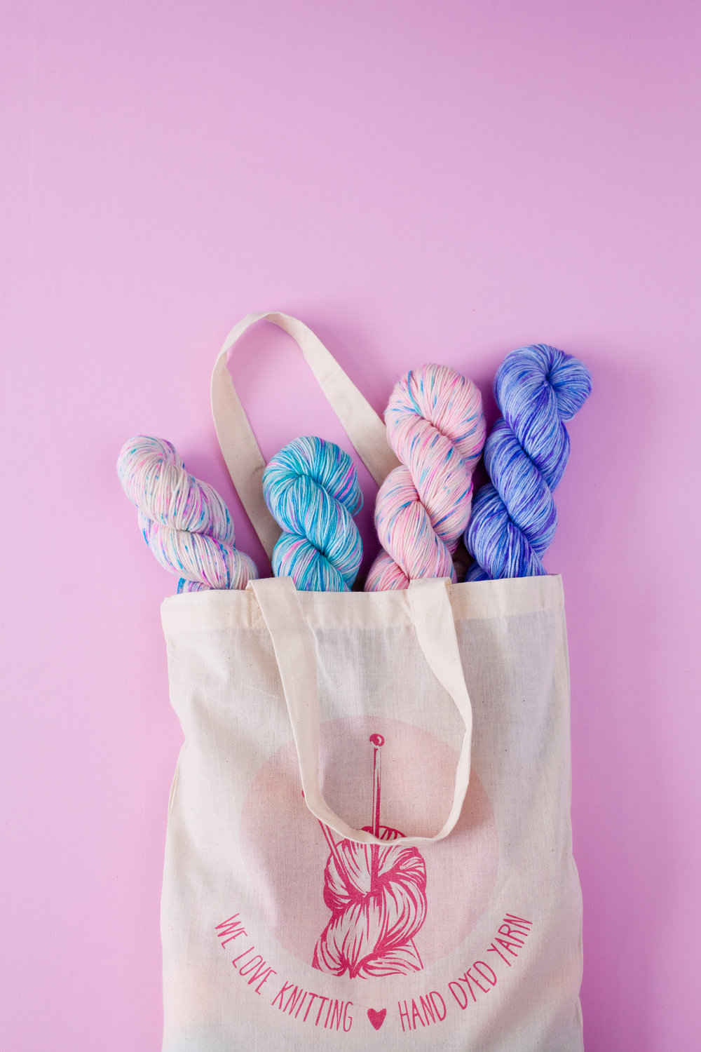 Starting a creative business in the fiber industry - We Love Knitting