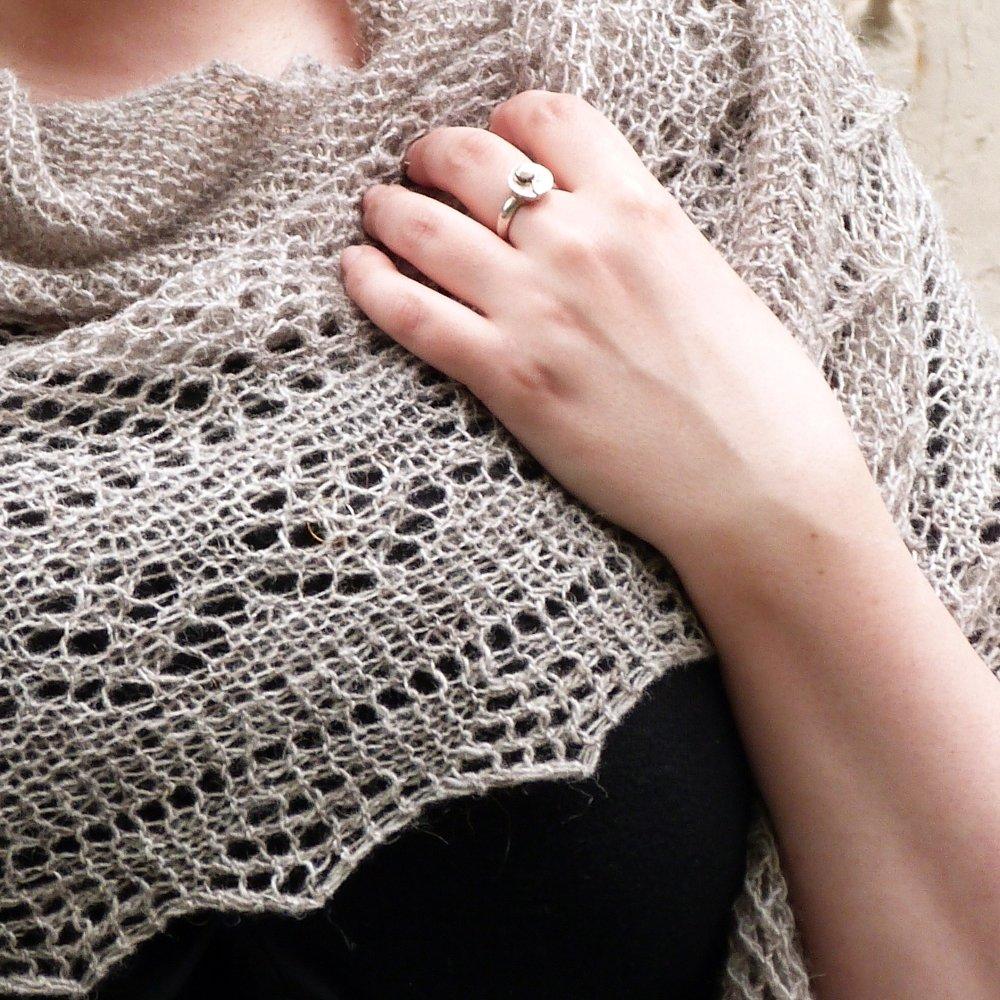 Knitting a Shetland Hap Shawl - Karie Westermann