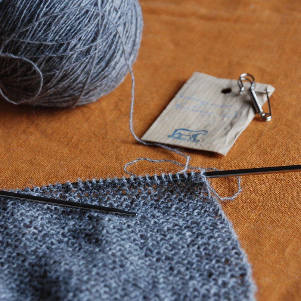 Knitting Portuguese-Style - Julia Billings