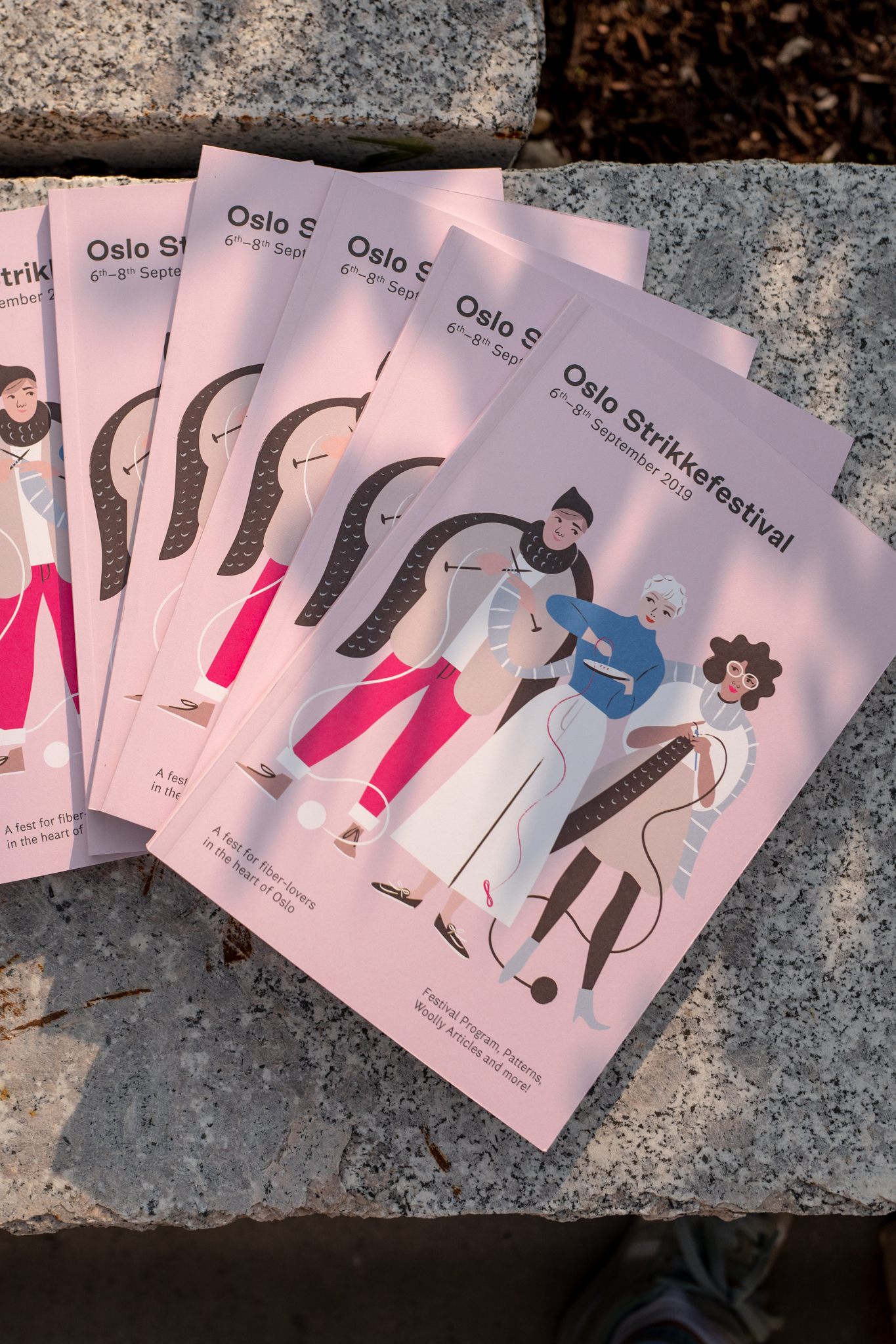 Festival Magazine 2019 — Oslo Strikkefestival