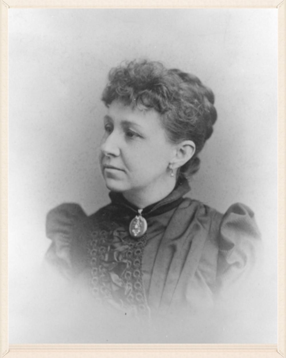 Margaret Forman Bashford Burmister