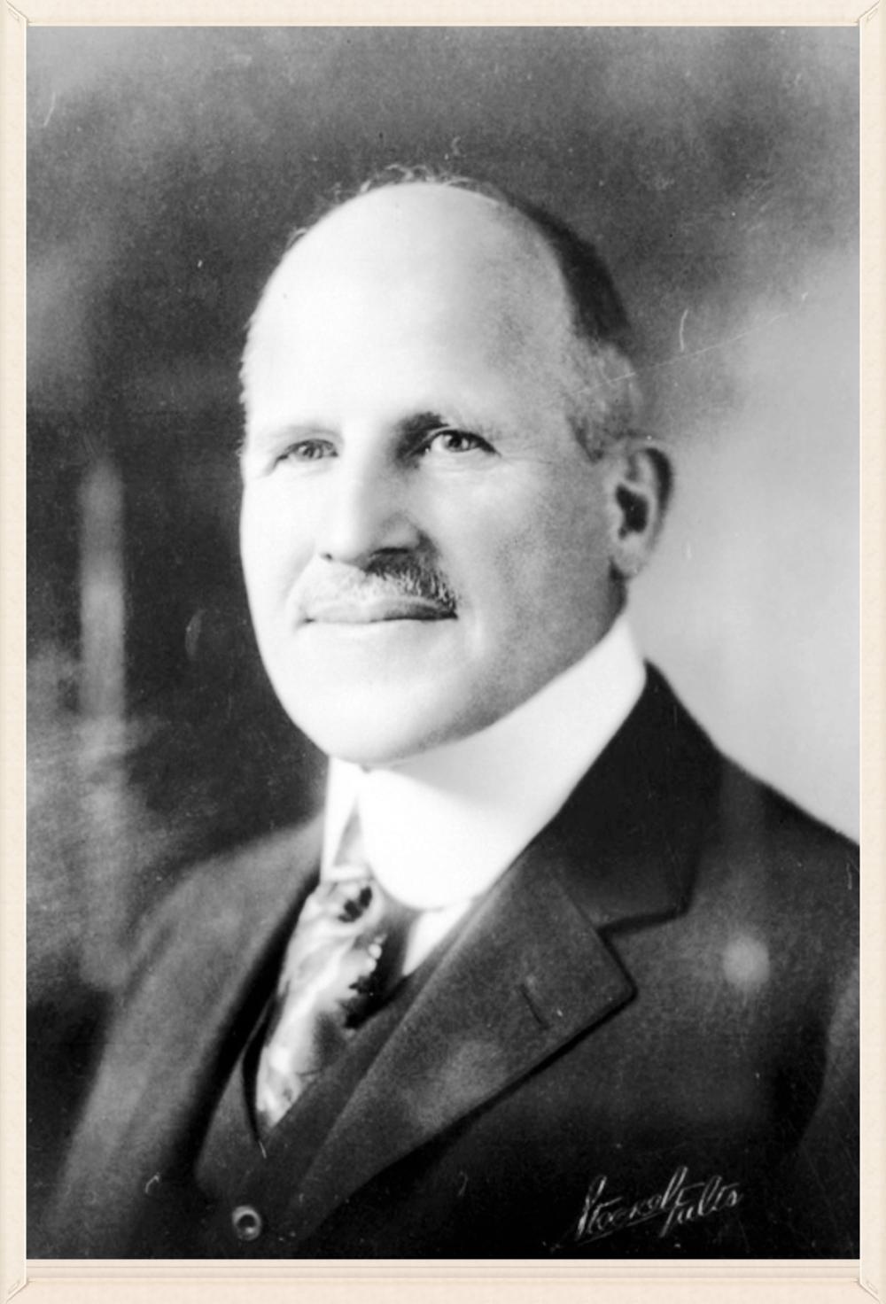Moses Hazeltine Sherman