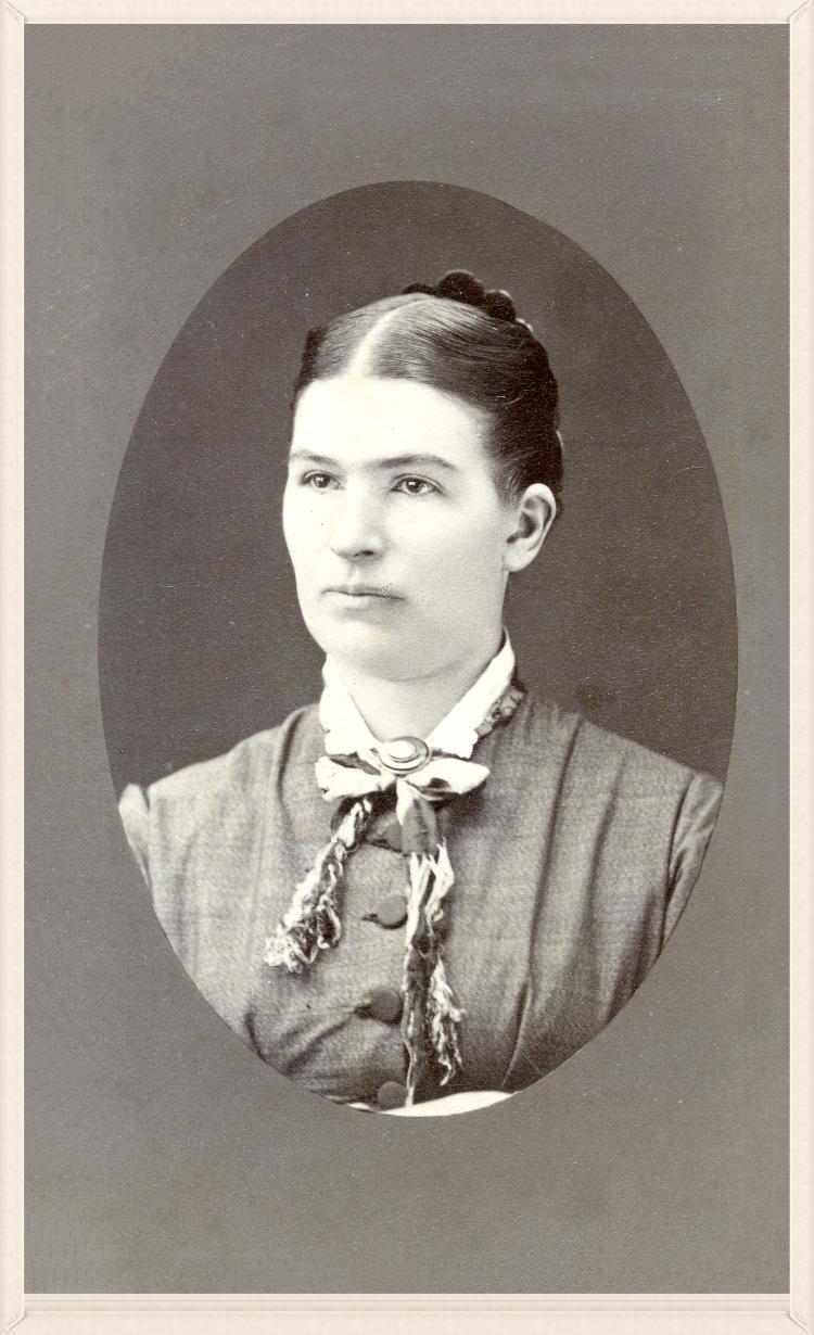 Angeline Brigham Mitchell