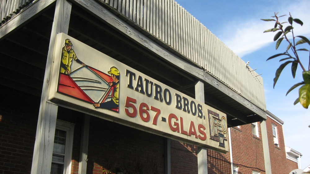 Tauro Brothers Glass Service, East Boston, MA