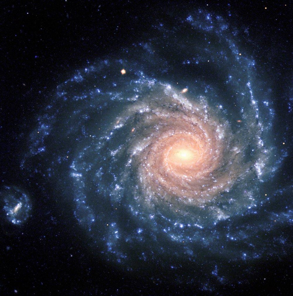Spiral Galaxy NGC 1232 - Credit: ESO