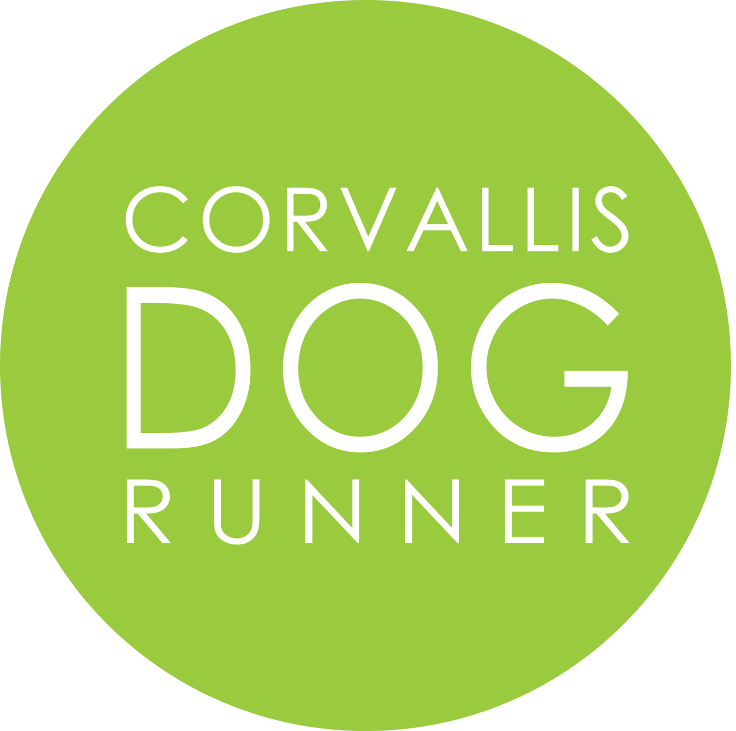 Corvallis Dog Runner