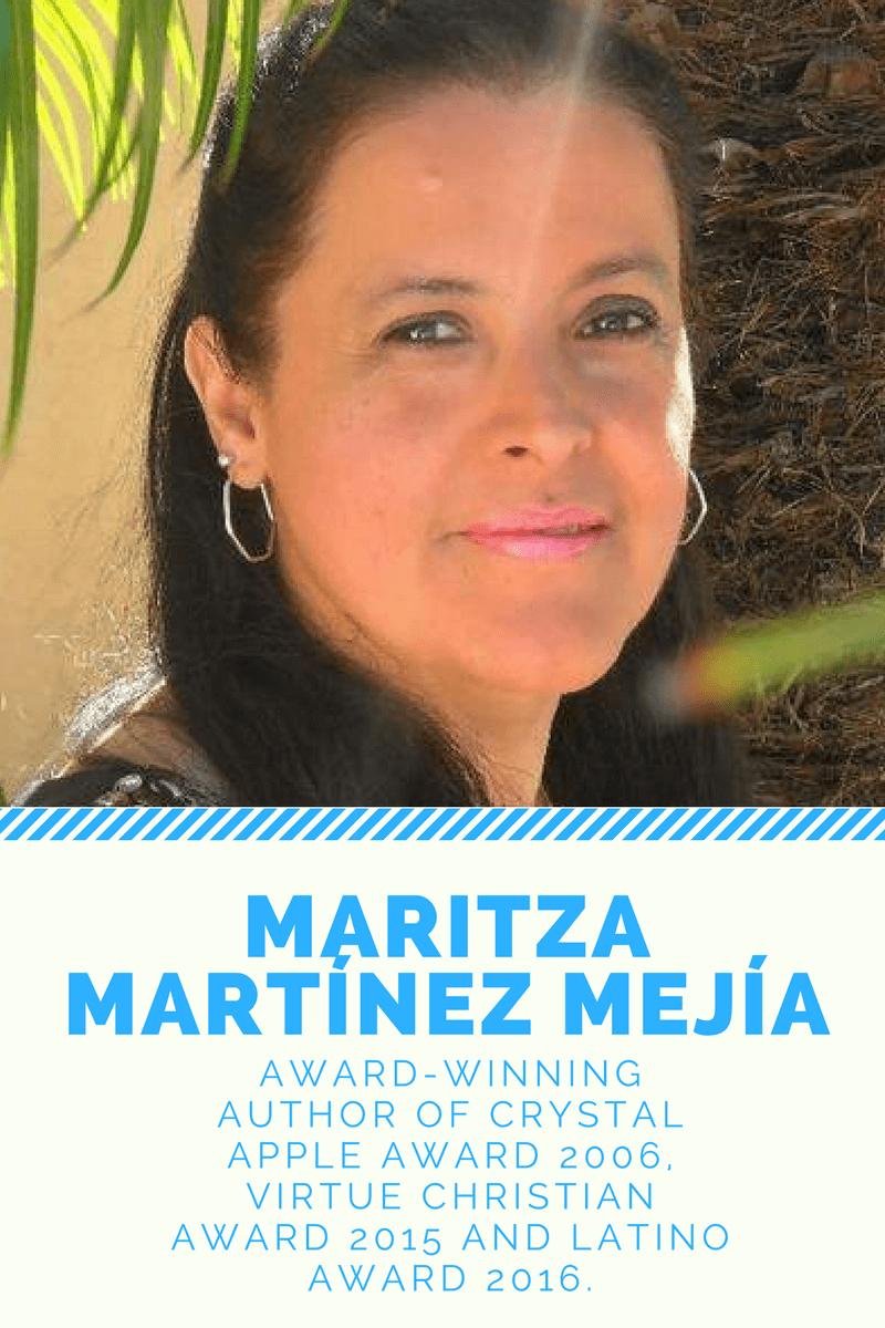 La extraordinaria Escritora Colombiana, Maritza M. Mejia - La extraordinaria Escritora Colombiana, Maritza M. Mejia, apoyando a la Fundación Una Mano Amiga a través de un Desayuno Literario llevado a cabo el 5 de Mayo,2017 mediante el cual hizo una donación de