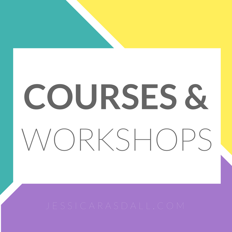 story and speaker courses and workshops for creative business owners