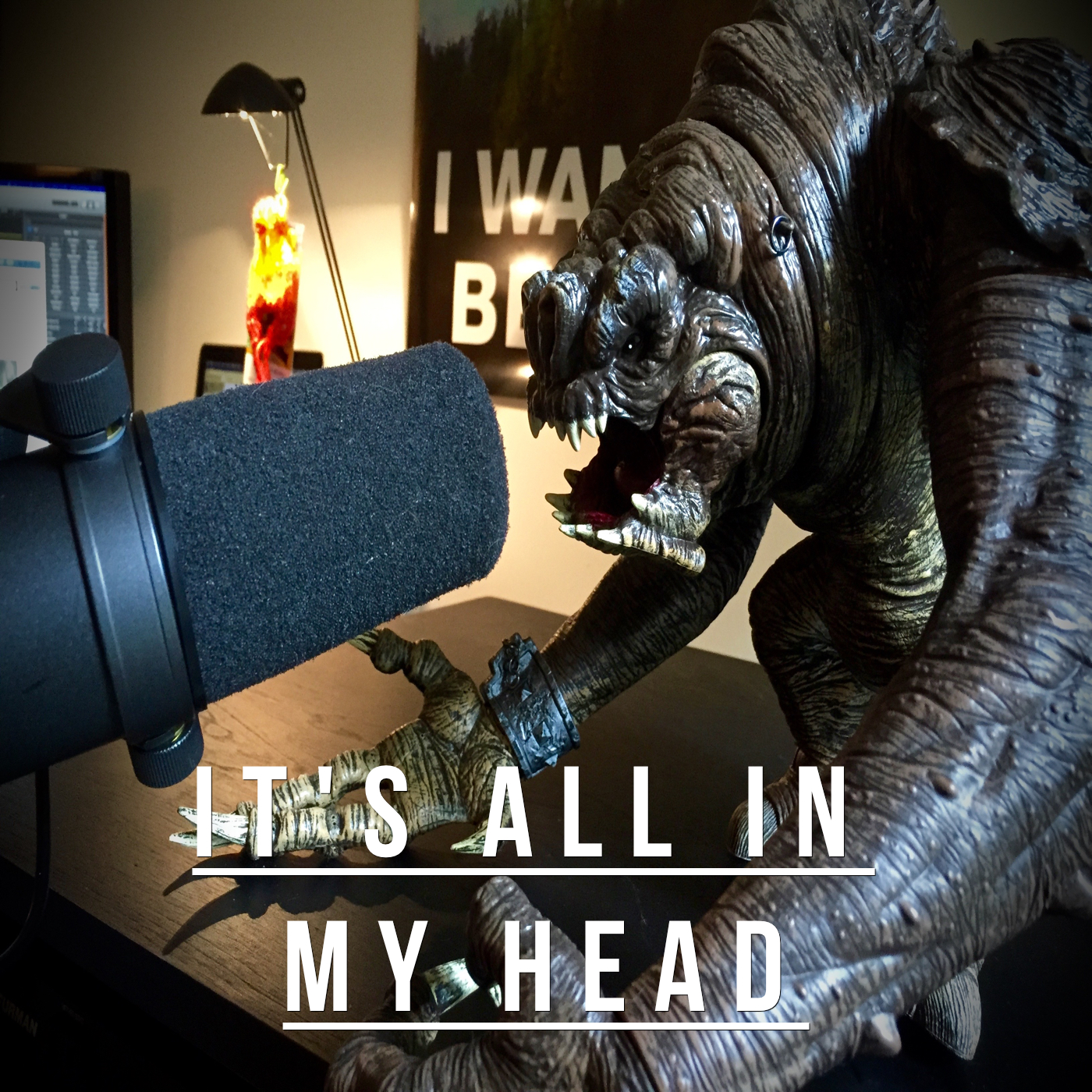 It's All In My Head Podcast -  CoCoa Break Studios