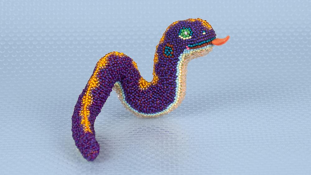 SÖT BARNSLIG: purple snake 38h 30m