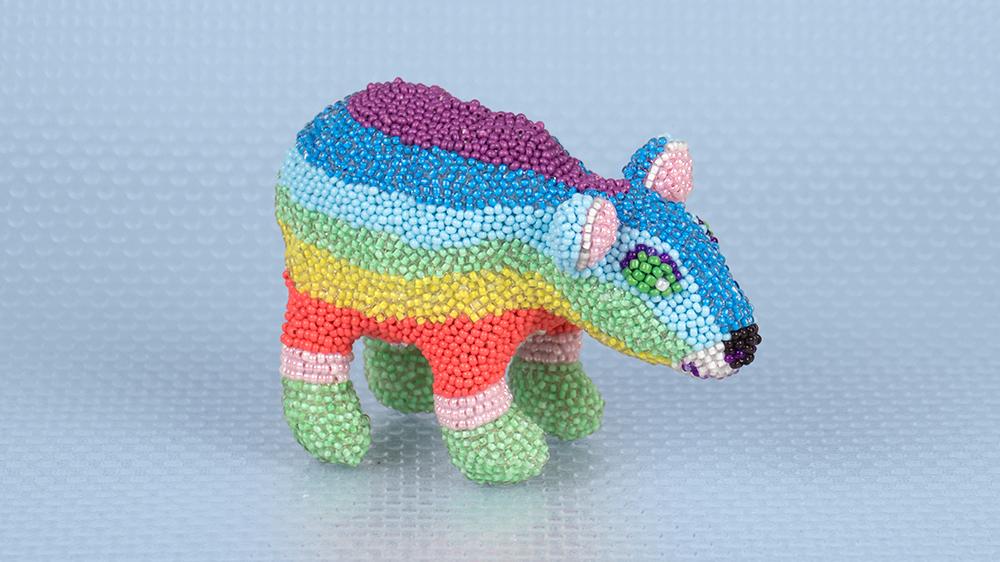 SÖT BARNSLIG: rainbow bear 49h 05m