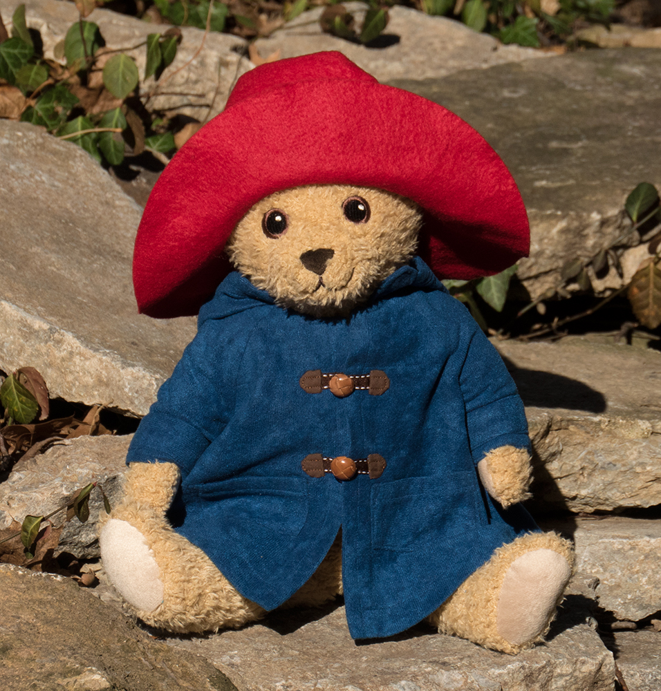 Paddington coat & hat outfit