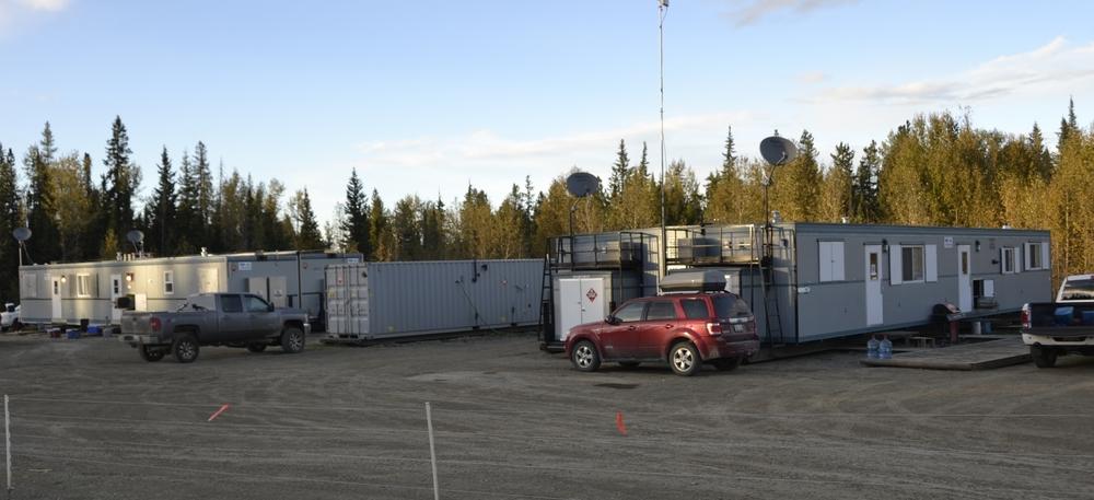 1 WTS Combination Unit,2 WTS Texas Mini Camps,1 WTS 5000,1 WTS Potable Water Storage