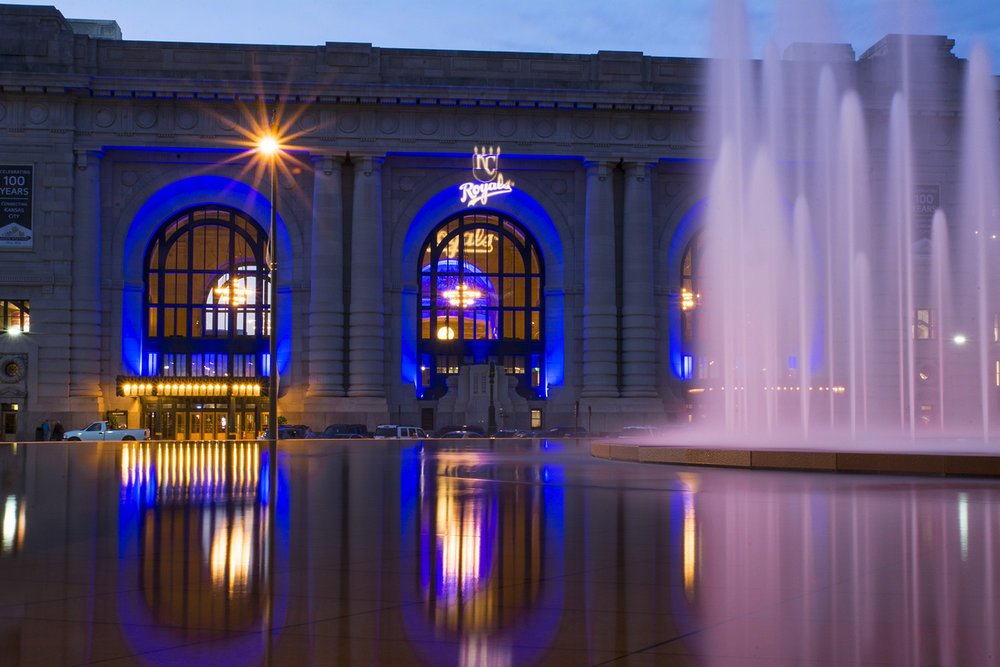 Union Station Kansas City 10/11/14