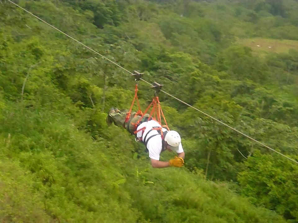 Costa Rican Zip-Lines