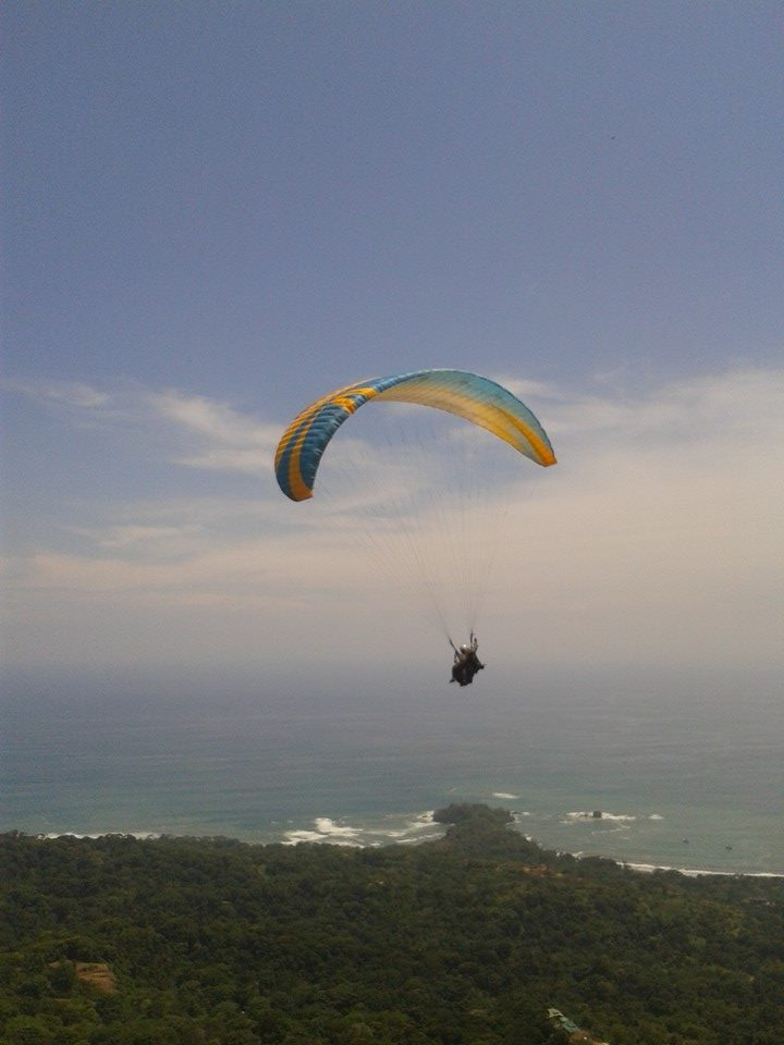 Paraglinding