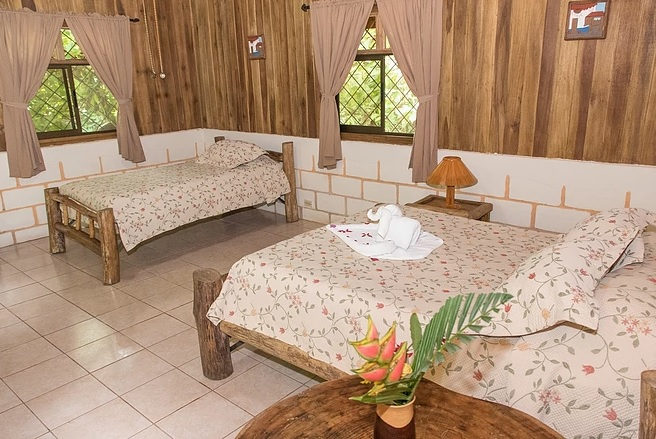 arenal oasis Eco Lodge room.jpg
