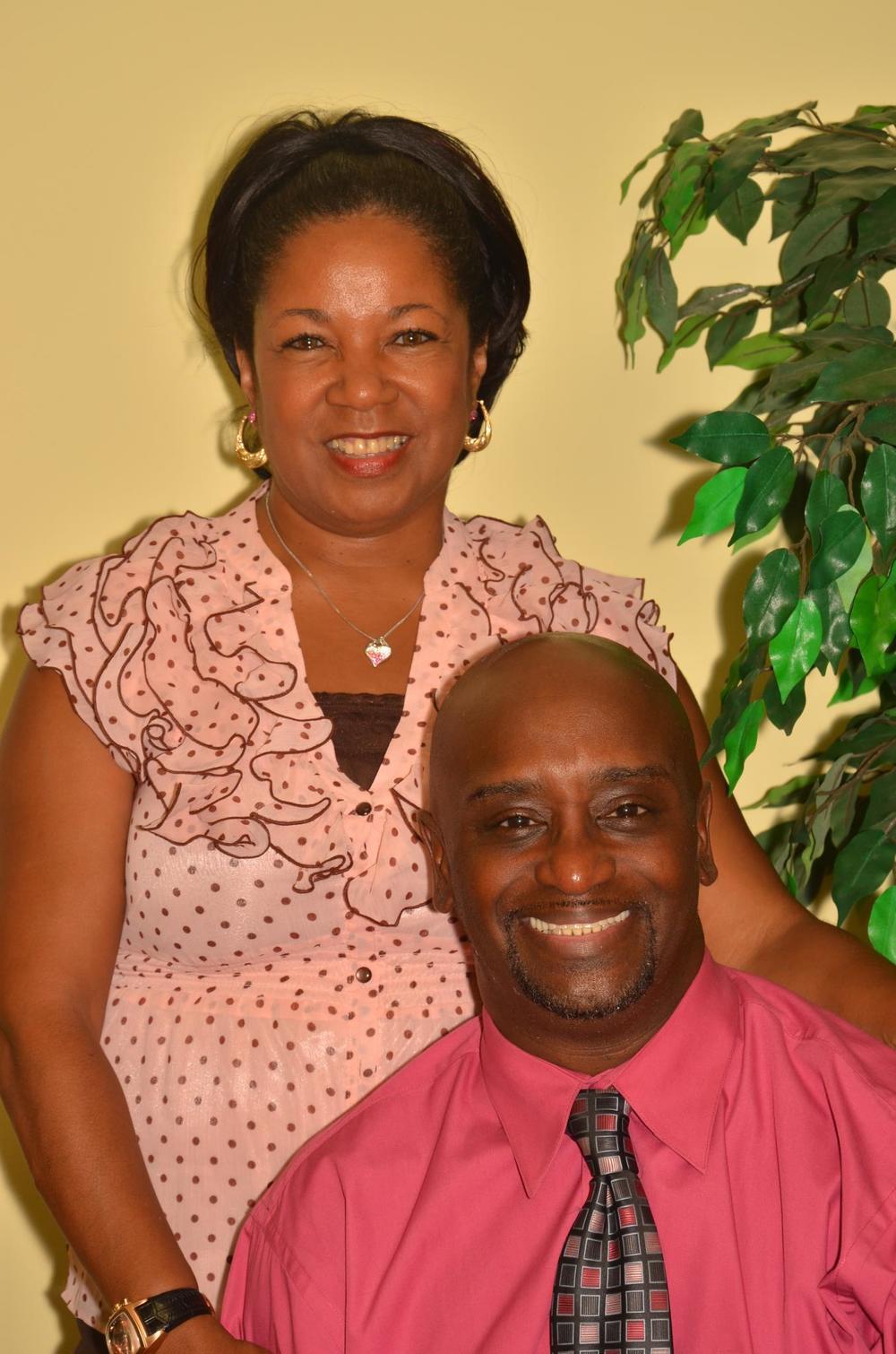 Pastors Rudy & Stephanie